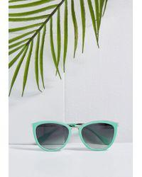 ModCloth - Winners And Cruisers Sunglasses - Lyst