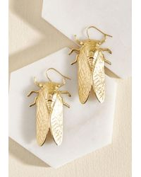ModCloth - Magicicada Earrings - Lyst