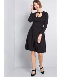 db70fbeaec6 Lyst - Eliza J Your Beauteous Best Lace Dress