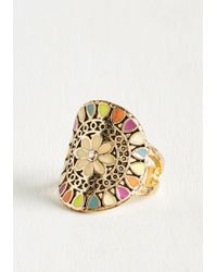 Zad Fashion Inc. | Can You Digit? Ring | Lyst