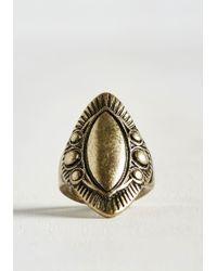 Zad Fashion Inc. | Opulent Metropolis Ring | Lyst