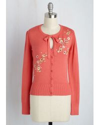 Banned - Top To Blossom Cardigan - Lyst