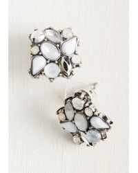 Lydell NYC - Shed Some Moonlight Upon It Earrings - Lyst