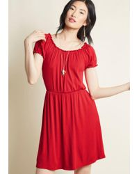 ModCloth - Sway That Again Knit Dress - Lyst