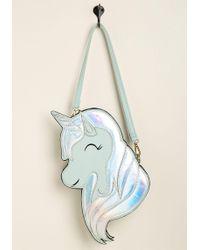 Banned - Mane Attraction Unicorn Crossbody Bag - Lyst