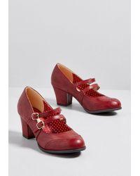 Bait Footwear - Message Retrieved Mary Jane Heel - Lyst