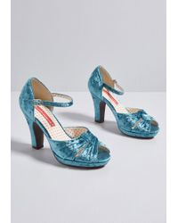 Bait Footwear - Honest Confidence Velvet Heel - Lyst