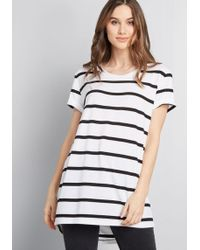 ModCloth - Simplicity On A Saturday Tunic - Lyst