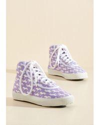 Startas - Everyday Energetic Sneaker In Purple Unicorn - Lyst