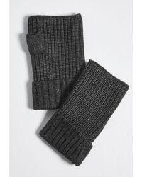 ModCloth - Set To Sparkle Glovettes - Lyst