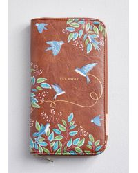 f1c02d074127 Disaster Designs - Fly Away Travel Wallet By From Modcloth - Lyst