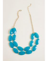 ModCloth - Just Bead Yourself Necklace - Lyst