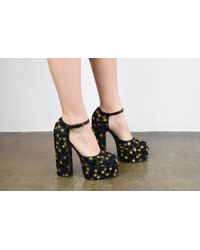 Laurence Dacade - Lila Fantasy Platform Mary-jane - Lyst
