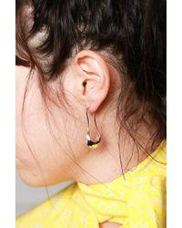Lemaire - Short Drop Earrings - Lyst