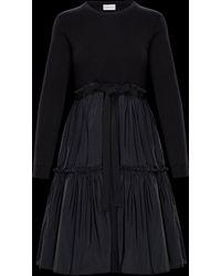 Moncler - Dress - Lyst