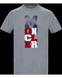 Moncler - T-shirt - Lyst