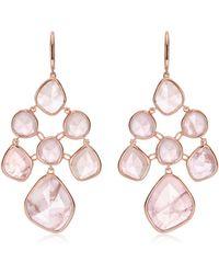 Monica Vinader Siren Chandelier Earrings - Multicolour
