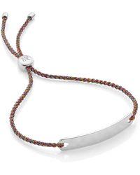 Monica Vinader - Havana Mini Friendship Bracelet - Lyst