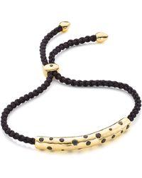 Monica Vinader - Esencia Scatter Friendship Bracelet - Lyst