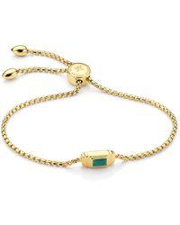 Monica Vinader - Baja Deco Bracelet - Lyst