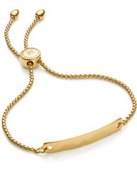 Monica Vinader - Havana Mini Friendship Bracelet - Lyst
