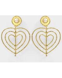 Sylvia Toledano - Valentine Earrings - Lyst