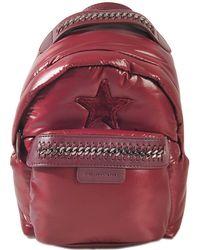 Stella McCartney - Falabella Go Stars Mini Backpack - Lyst