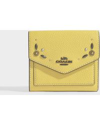 COACH - Small Wallet - Lyst