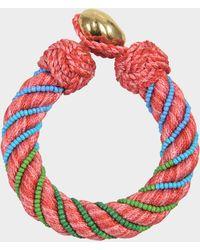 Aurelie Bidermann - Maya 10 Mm Bracelet - Lyst