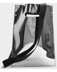 MM6 by Maison Martin Margiela - Sac En Pvc - Lyst