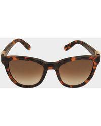 Ferragamo - Sf817s Vara Sunglasses - Lyst