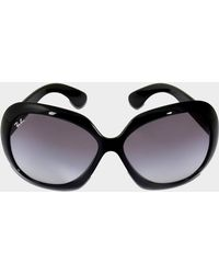 Ray-Ban - 4098 Jackie Ohh Ii Sunglasses In Black Acetate - Lyst