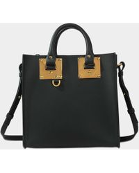 Sophie Hulme - Square Albion Tote Bag - Lyst