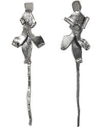 Valentino | Long Botanik Earrings | Lyst