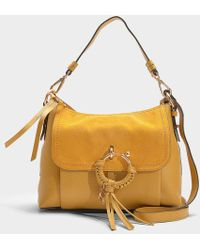 fa4f1d84bf4f see-by-chloe--Joan-Small-Crossbody-Bag -In-Yellow-Grained-Calfskin-And-Suede-Leather.jpeg