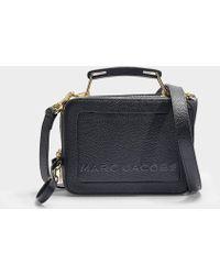Marc Jacobs - The Box 20 Cross Body Bag - Lyst
