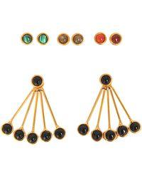 Sylvia Toledano | Les Infidèles Ear Jacket Set Of Earrings | Lyst