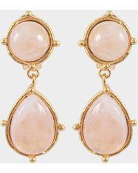Sylvia Toledano - Two Dots Earrings - Lyst
