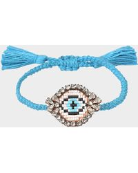 Shourouk - Eye Bracelet - Lyst