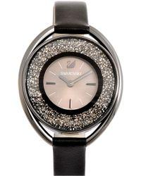 Swarovski - Crystalline Oval Watch - Lyst