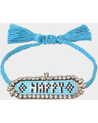 Shourouk - Happy Bracelet - Lyst
