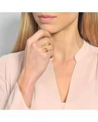 Charlotte Chesnais - Bague simple palm - Lyst