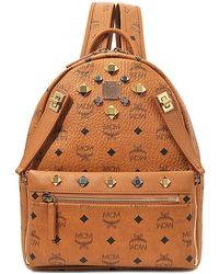 MCM - Dual Stark Small Backpack - Lyst
