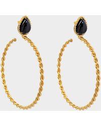 Sylvia Toledano - Twisted Earrings - Lyst
