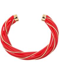 Aurelie Bidermann - Diana Twisted Bracelet - Lyst