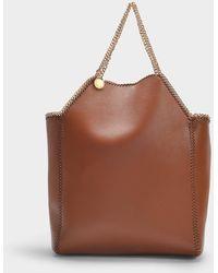 477faac3a0 stella-mccartney -Brown-Falabella-Thin-Chain-Mini-Tote-In-Cinnamon-Eco-Leather.jpeg
