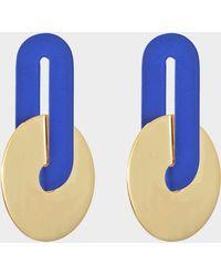 Uncommon Matters - Drop Symbol Earrings - Lyst