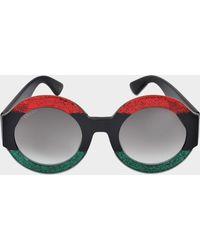 Gucci - Sunglasses Gg0084s-001 - Lyst