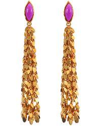 Sylvia Toledano | Leaves Earrings | Lyst