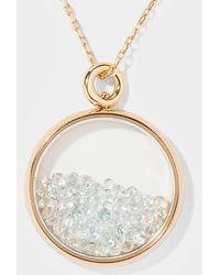 Aurelie Bidermann - Baby Chivor Necklace In 18k Gold With Topaz - Lyst